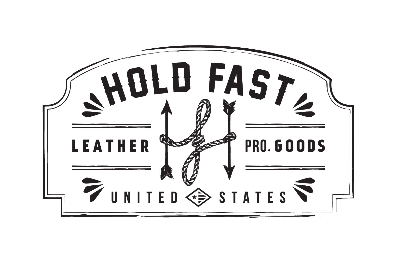 Image for Holdfast Gear Leather Safety Lanyards HoldFastGear